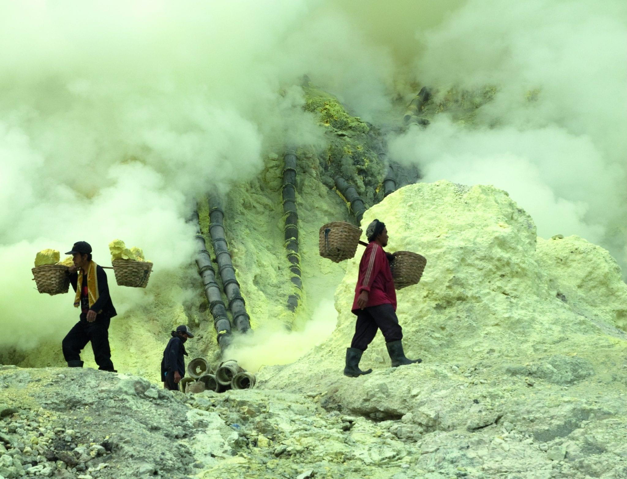 Toxic fumes | Views | REVOLVE