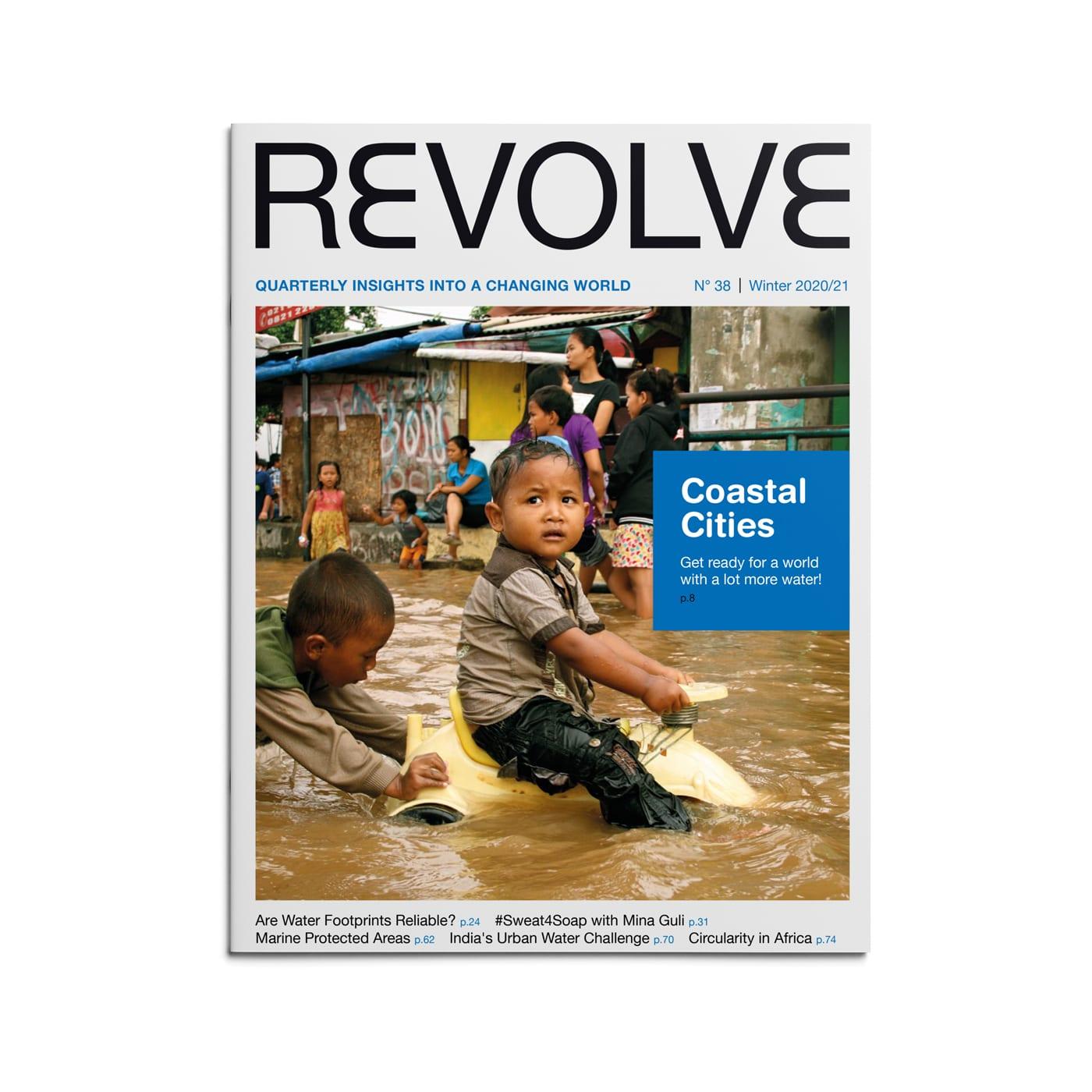 REVOLVE Magazine 38